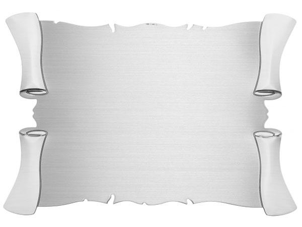 Pergamena argento PGA