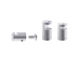 Distanziale in alluminio anodizzato - Accessori per targhe - Ciak Targhe